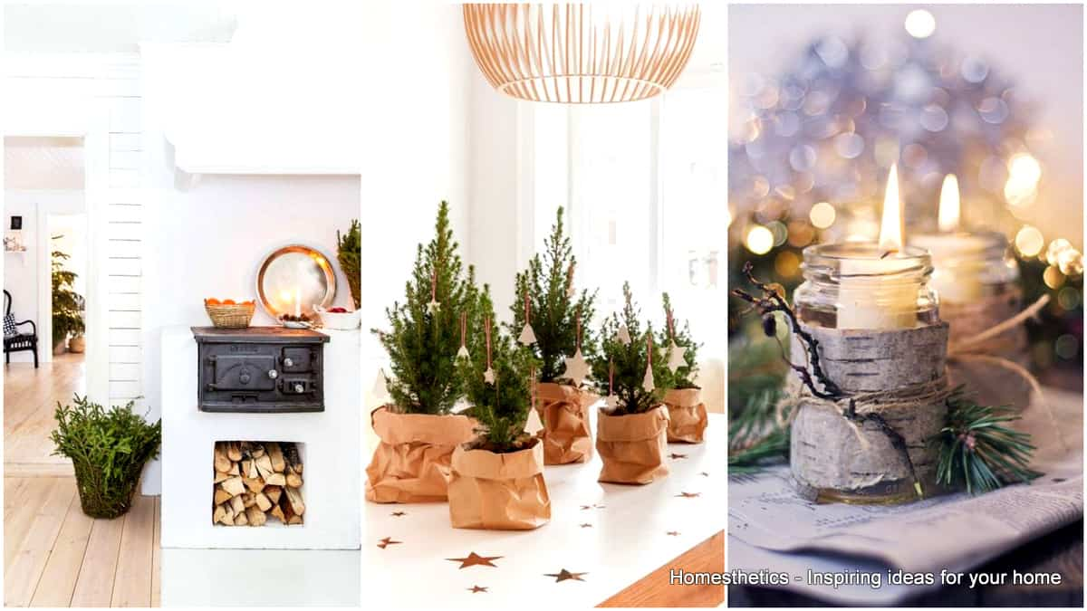 19 Small Scandinavian Christmas Designs to Redefine Your Holiday
