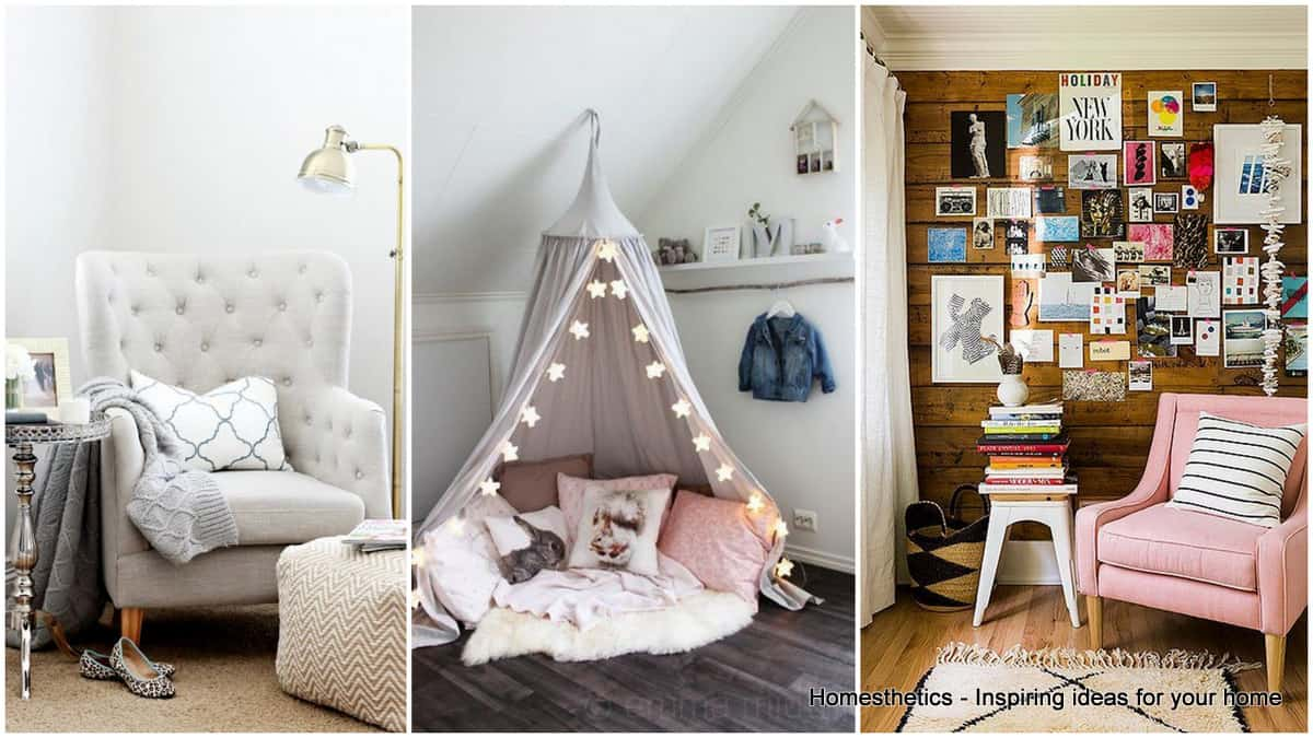 Spend More Time in These Cozy Reading Nooks & Spend More Time in These Cozy Reading Nooks - Homesthetics ...