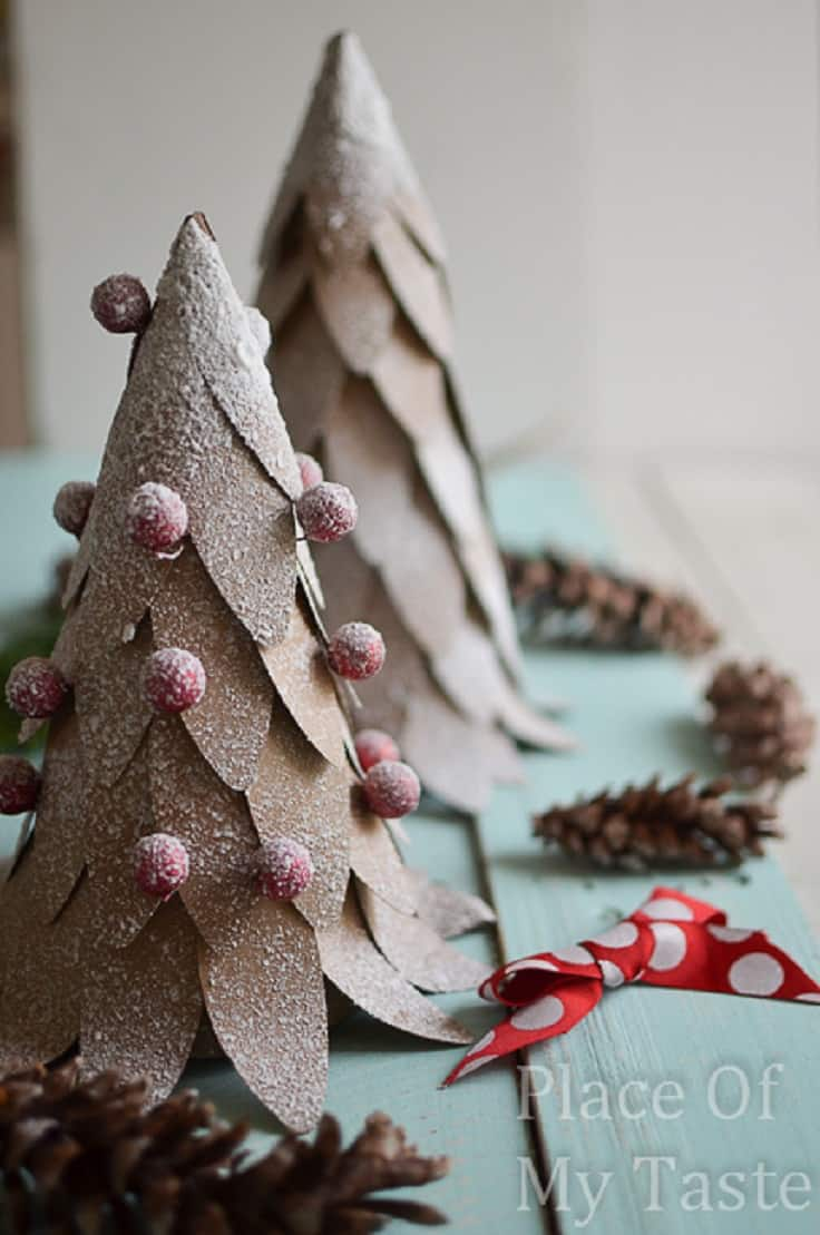 Think Outside The Box With Unusual Christmas Tree Designs Homesthetics.net  (1)