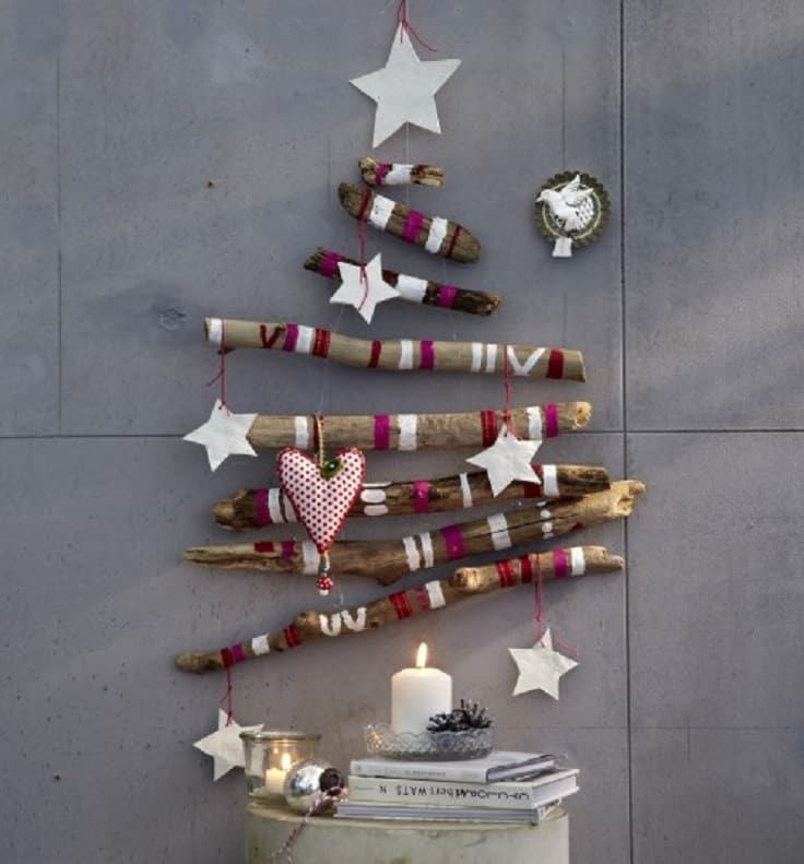 Think Outside The Box With Unusual Christmas Tree Designs-homesthetics.net (11)