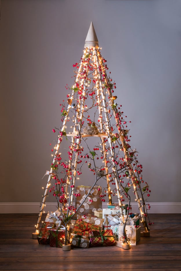 Think Outside The Box With Unusual Christmas Tree Designs-homesthetics.net (9)