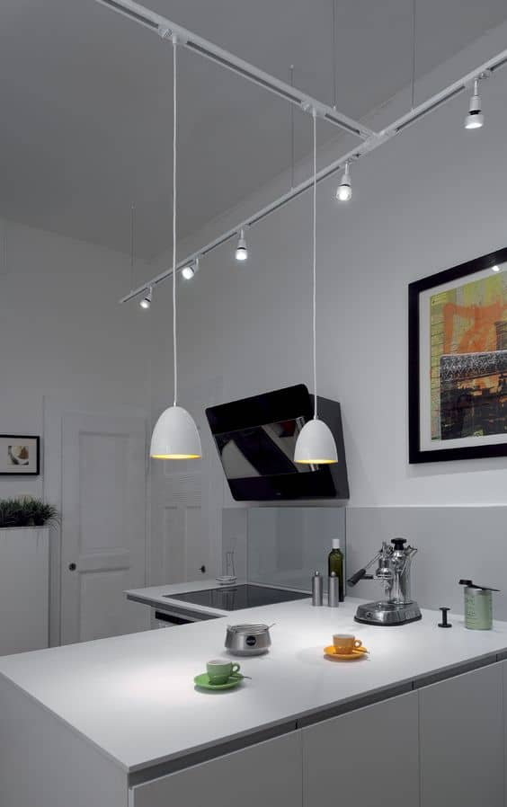 Exceptionally Inspiring Track Lighting Ideas To Pursue - Lights suitable for kitchens
