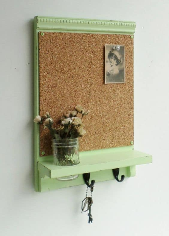 19 ingeniously smart cork board ideas for your home for Kitchen cork board ideas