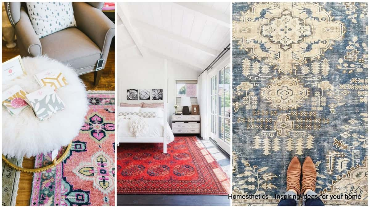 Cool Rug Designs That Will Sweep You Off Your Feet Homesthetics
