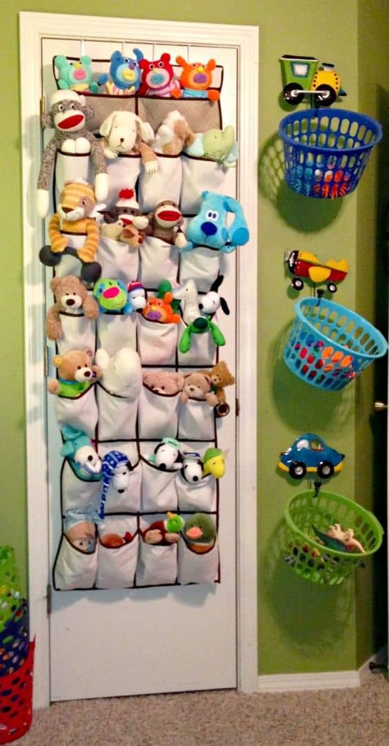 100. EASY STORAGE HACKS FOR TOYS