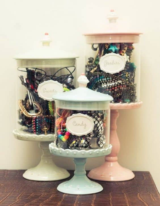 101. CUTE JEWELRY STORAGE