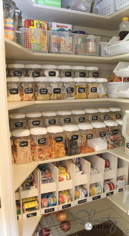 102. HOW TO ORGANIZE THE PANTRY