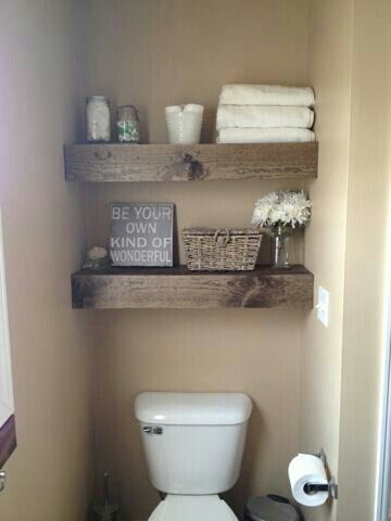 104. OVER THE TOILET STORAGE FOR SMALL COMFORT ROOMS