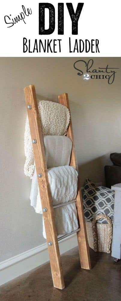 105. SIMPLE BLANKET LADDER
