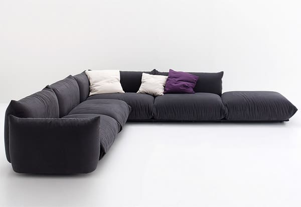 THE POSITIVE MARENCO Floor SOFA