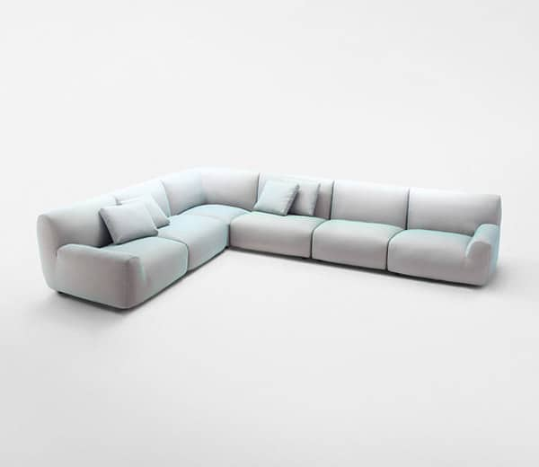 30. The L Shaped Welcome Couch