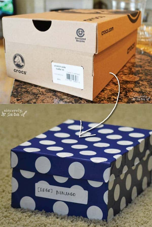 17 Epic Ways to Reuse Holiday Wrapping Paper Leftovers (10)