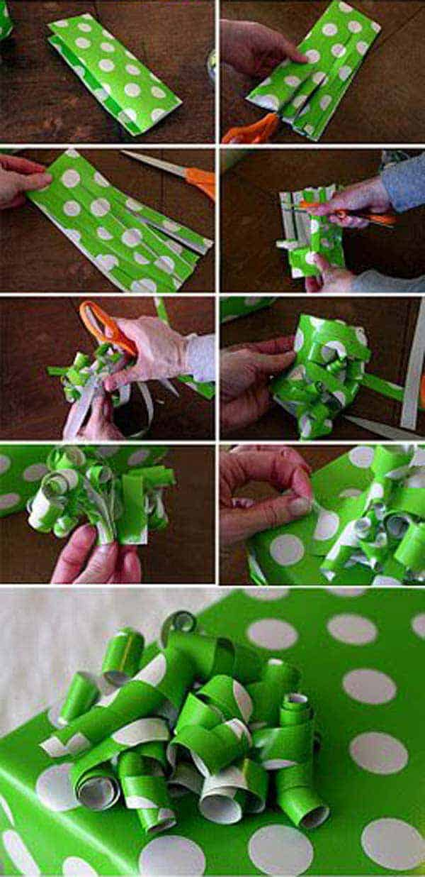 17 Epic Ways to Reuse Holiday Wrapping Paper Leftovers (17)