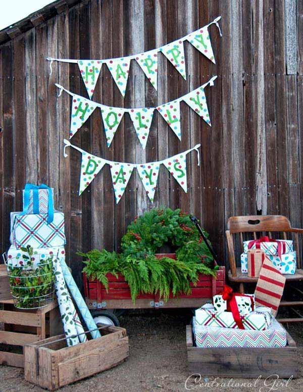 17 Epic Ways to Reuse Holiday Wrapping Paper Leftovers (5)