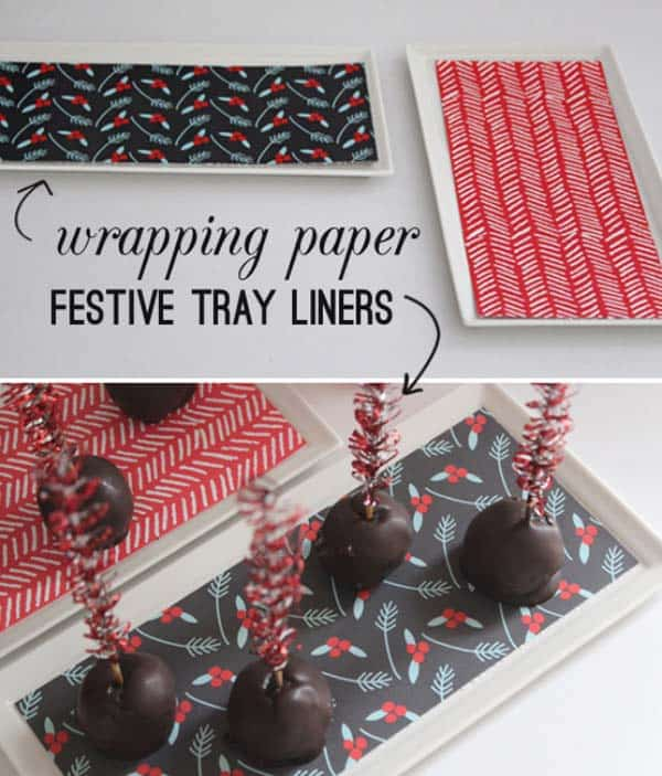 17 Epic Ways to Reuse Holiday Wrapping Paper Leftovers (9)