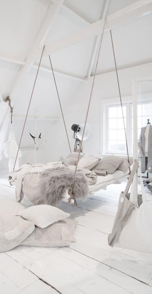 53 Incredible Hanging Beds to Float in Peace