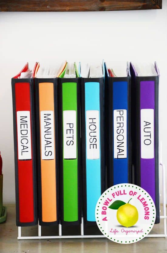 88. EASILY ORGANIZE IMPORTANT DOCUMENTS