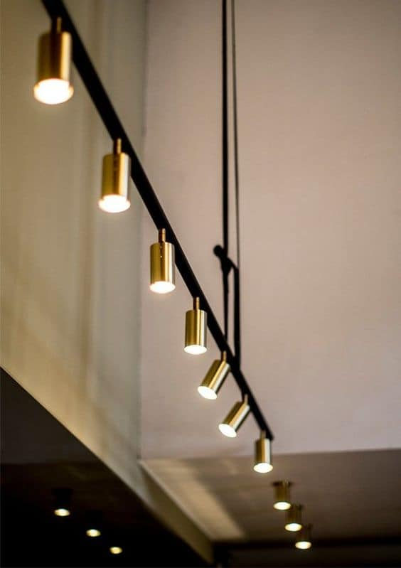 Exceptionally Inspiring Track Lighting Ideas To Pursue - Kitchen spot light fittings
