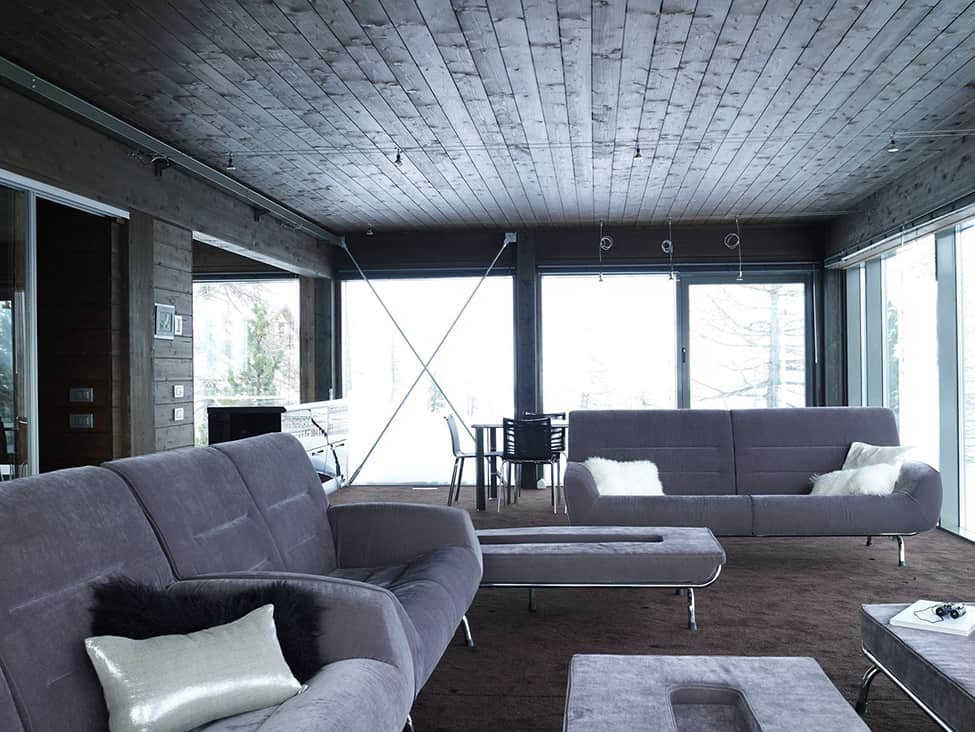 Contemporary Elegance in Solitutide - Chalet Camelot by con3studio Winter Chalet (16)