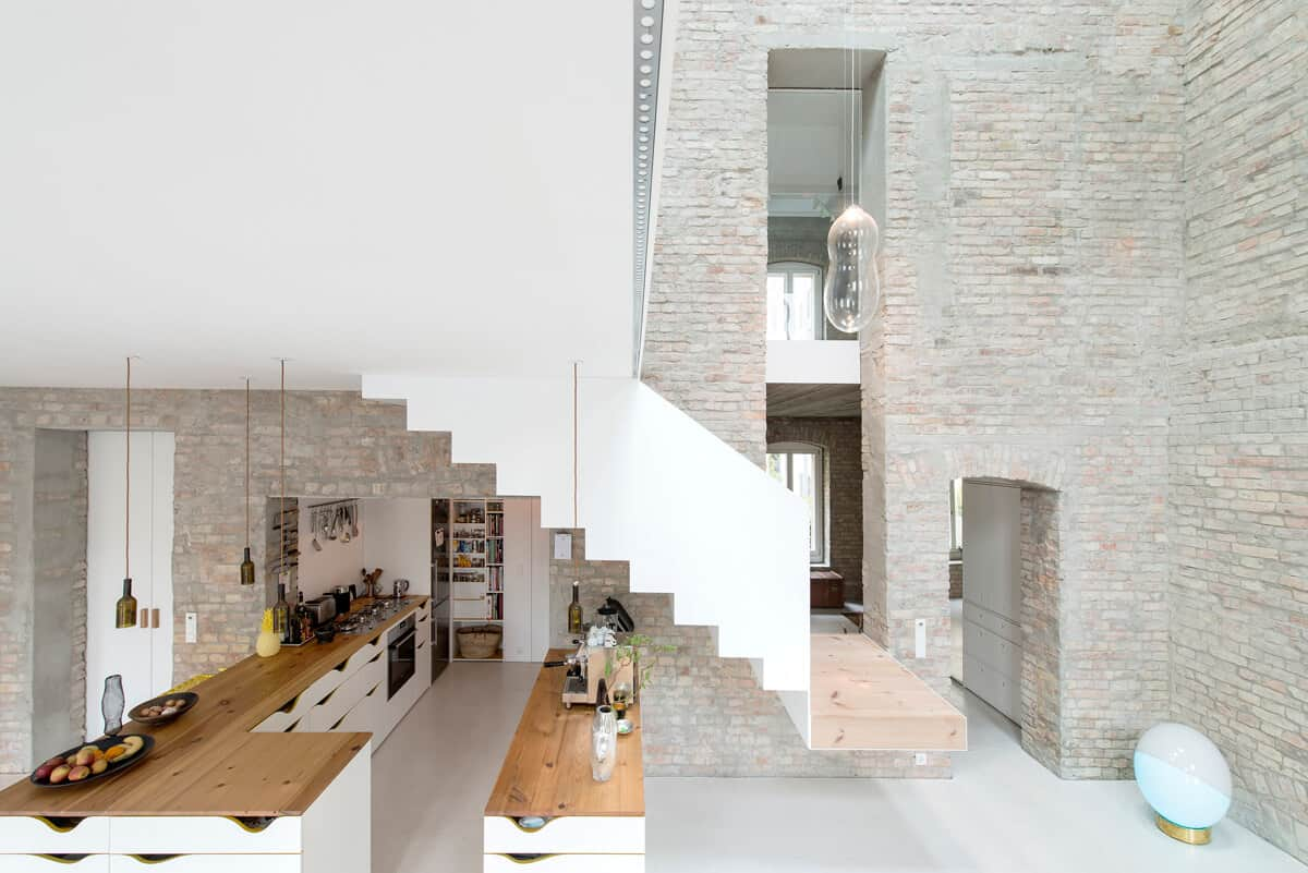 Converting Historical Architecture In Berlin homesthetics 5