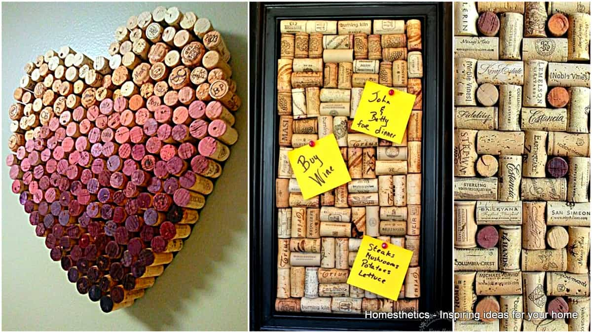 28 insanely creative diy cork board projects for your office - Insanely easy clever diy projects home ...