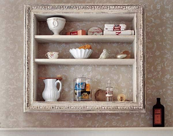 30.KEEP ITEMS THAT YOU CHERISH IN THE RIGHT SHAPE