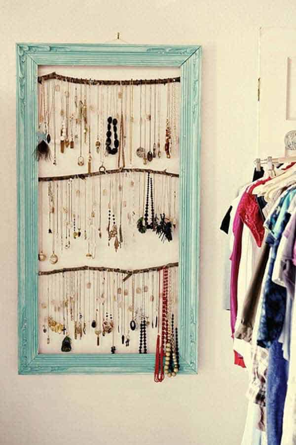 47 Epic Ways to Repurpose Old Picture Frames at Home
