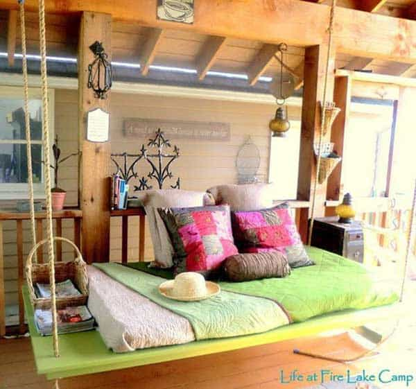 Hanging-Bed-Ideas-Summer