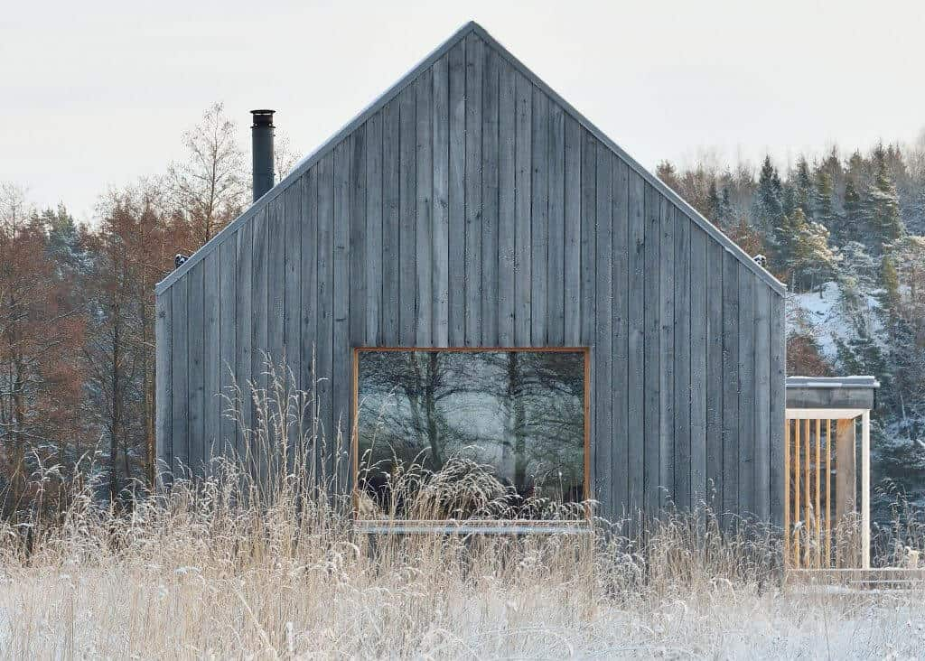 Iconic Simplicity in a Finnish LakeHouse by MNy Arkitekter (3)