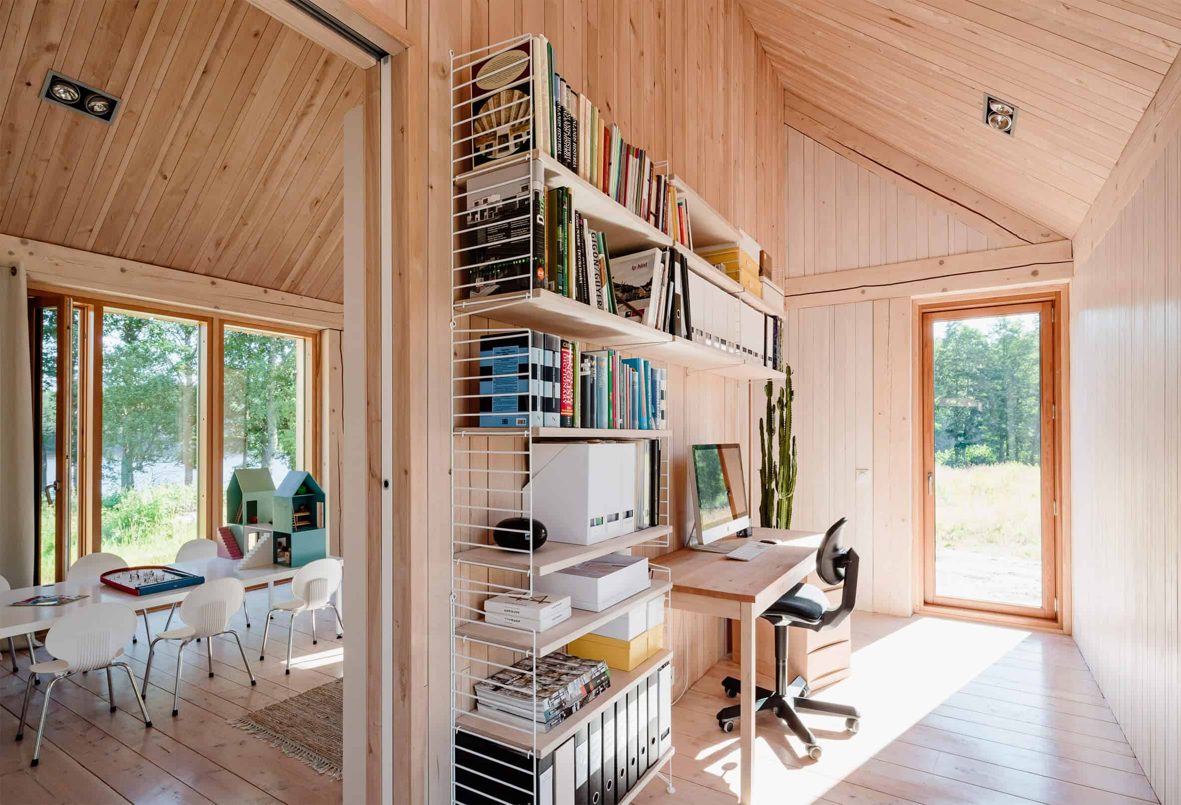 Iconic Simplicity in a Finnish LakeHouse by MNy Arkitekter (7)
