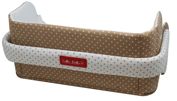 Keep Your Baby Close With The Culla Belly Co-Sleeper-homesthetics (3)