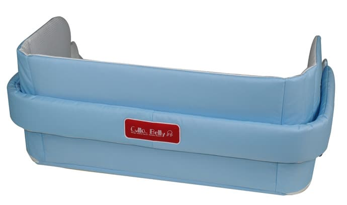 Keep Your Baby Close With The Culla Belly Co-Sleeper-homesthetics (7)