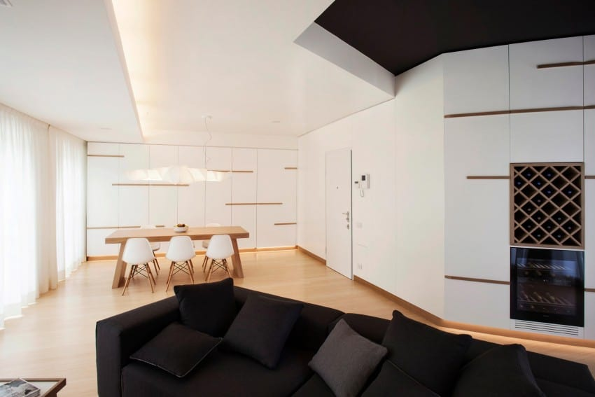 Minimalist Vacation Apartment Inside the Renaissance Walls of an Italian City (2)