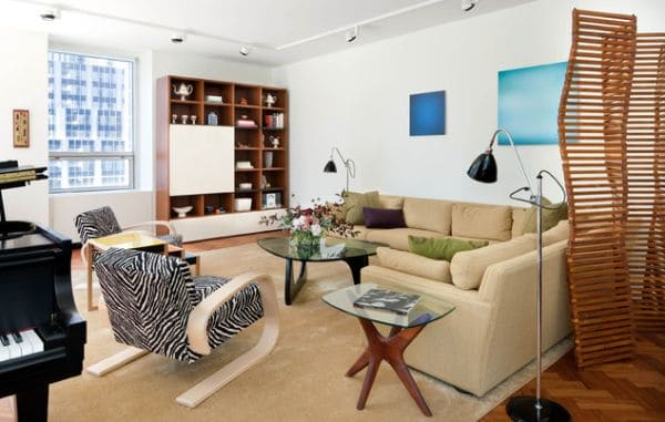 Modern-Condo-in-white-employs-trac-lighting-to-bring-in-a-light-and-airy-appeal