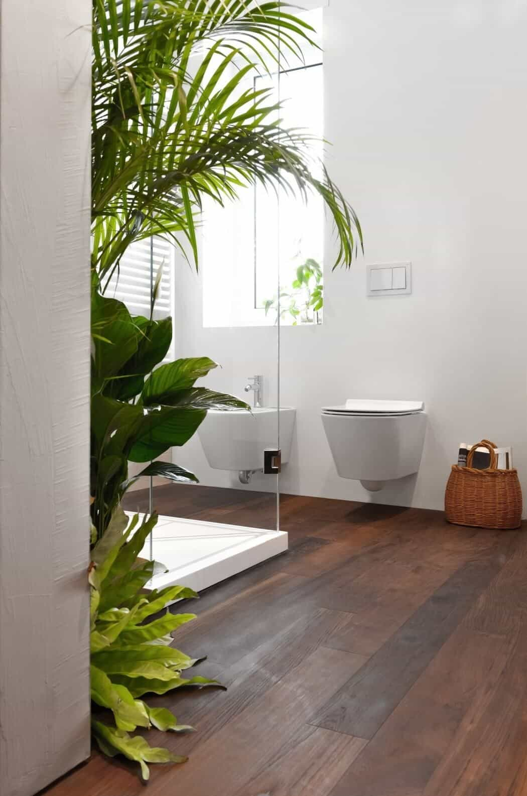 Modern Flat Filled With Greenery In Milan homesthetics 5