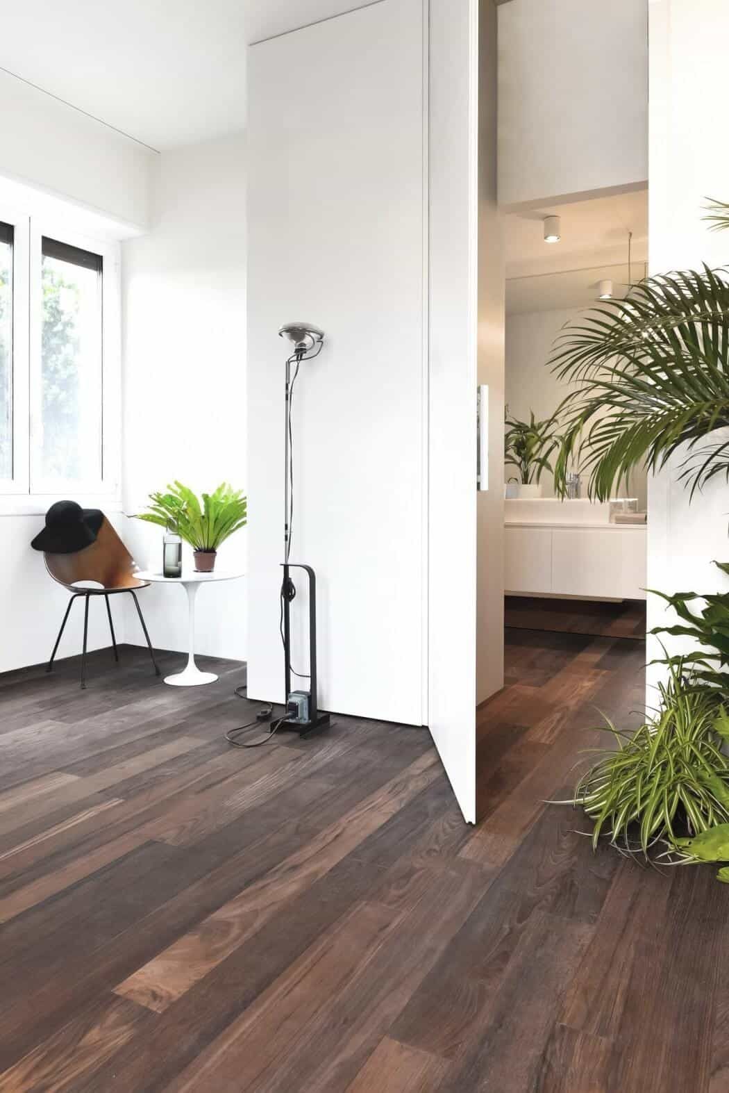 Modern Flat Filled With Greenery In Milan homesthetics 7