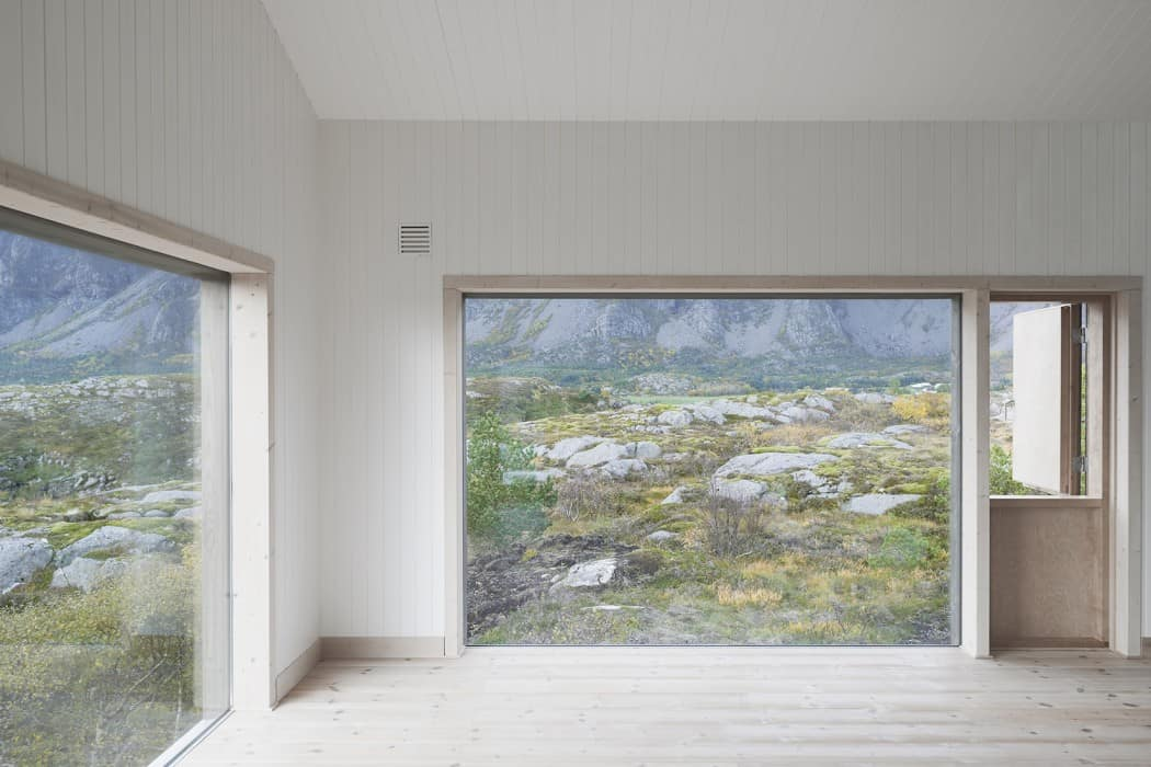 Norwegian Sea Vega Island Adorns Cottage by Kolman Boye (11)
