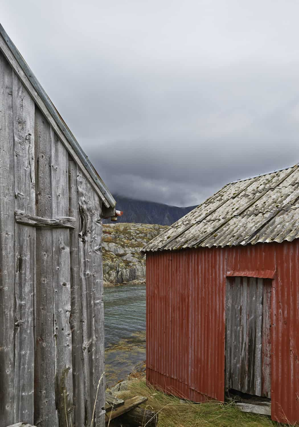 Norwegian Sea Vega Island Adorns Cottage by Kolman Boye (15)