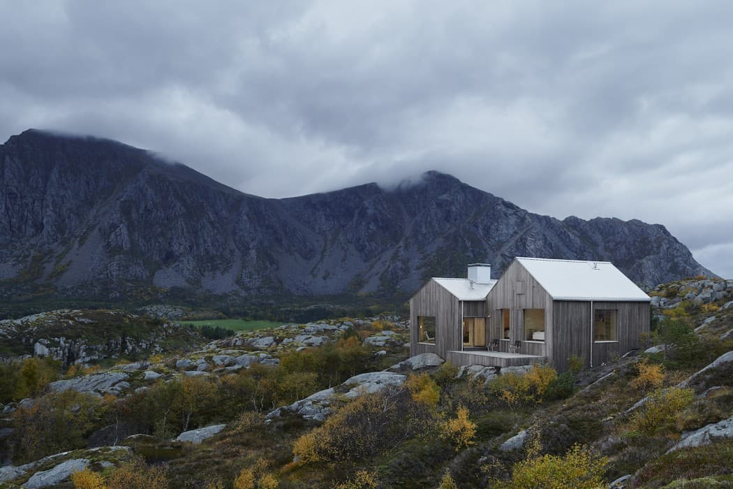 Norwegian Sea Vega Island Adorns Cottage by Kolman Boye (17)