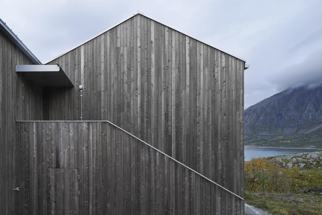 Norwegian Sea Vega Island Adorns Cottage by Kolman Boye (5)