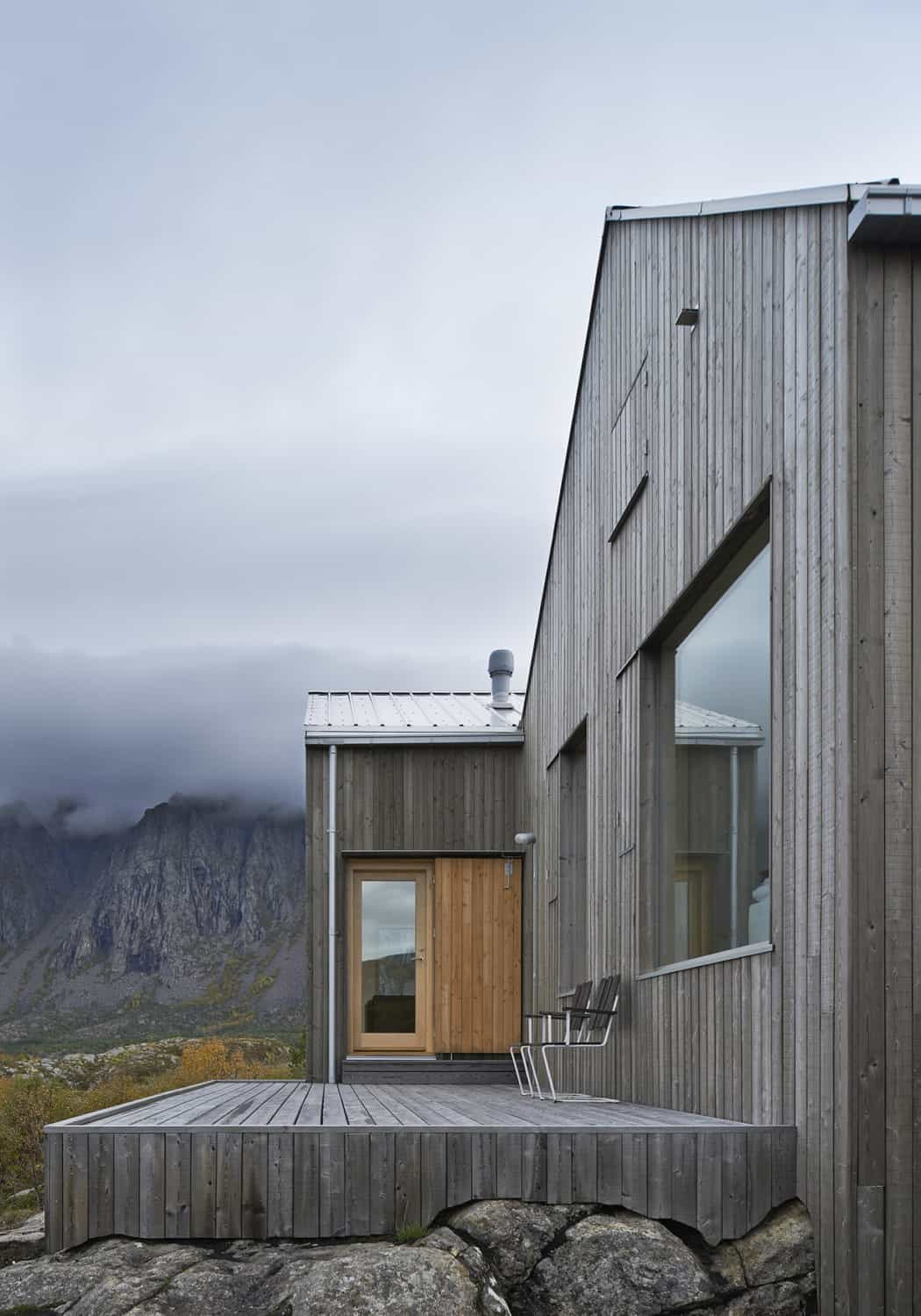 Norwegian Sea Vega Island Adorns Cottage by Kolman Boye (6)