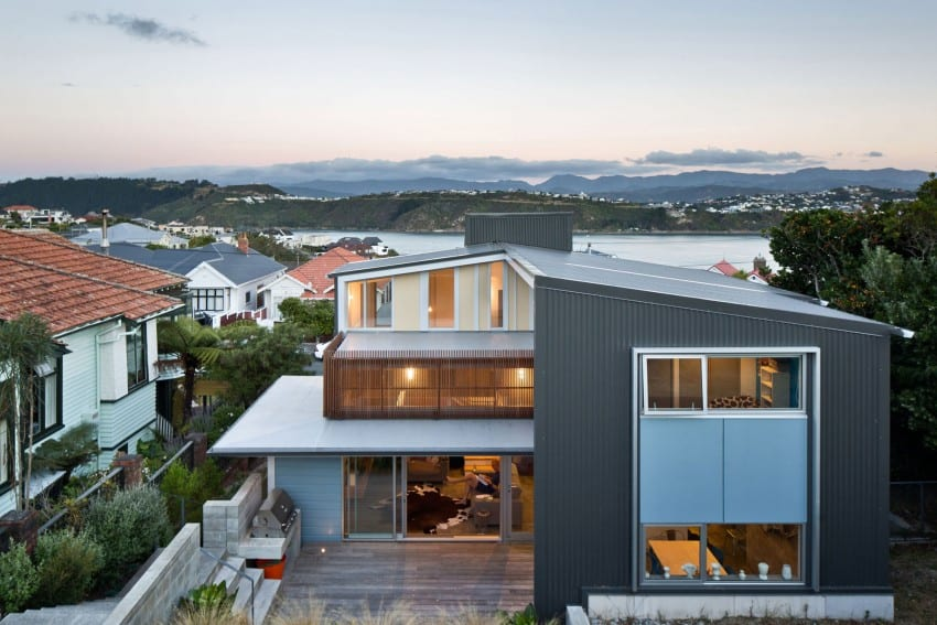Oddly Extraordinary Redesign Of Matai House In New Zealand