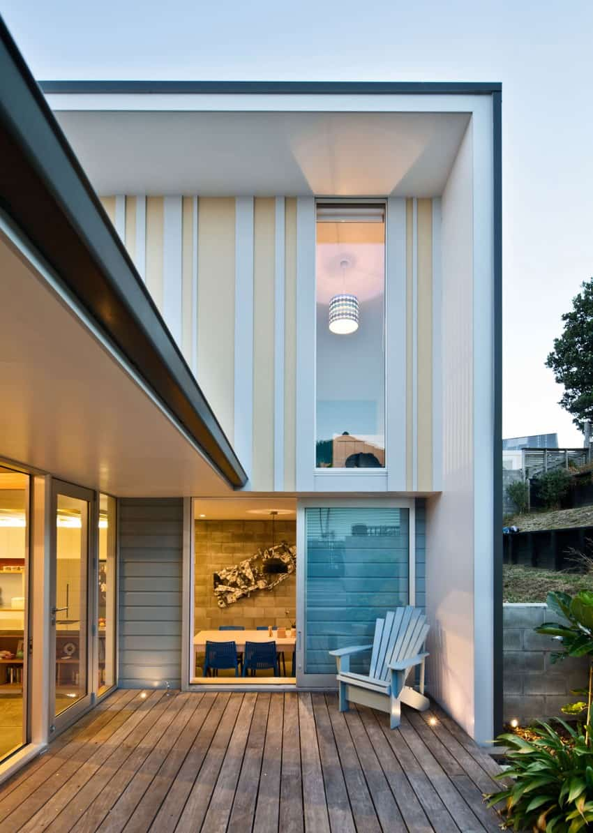 Oddly Extraordinary Redesign of Matai House in New Zealand 3