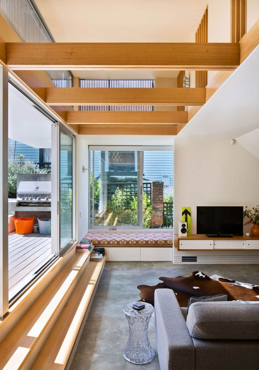 Oddly Extraordinary Redesign of Matai House in New Zealand 5