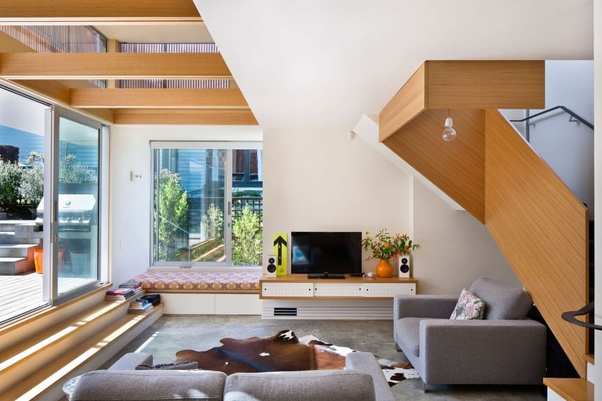 Oddly Extraordinary Redesign of Matai House in New Zealand 7