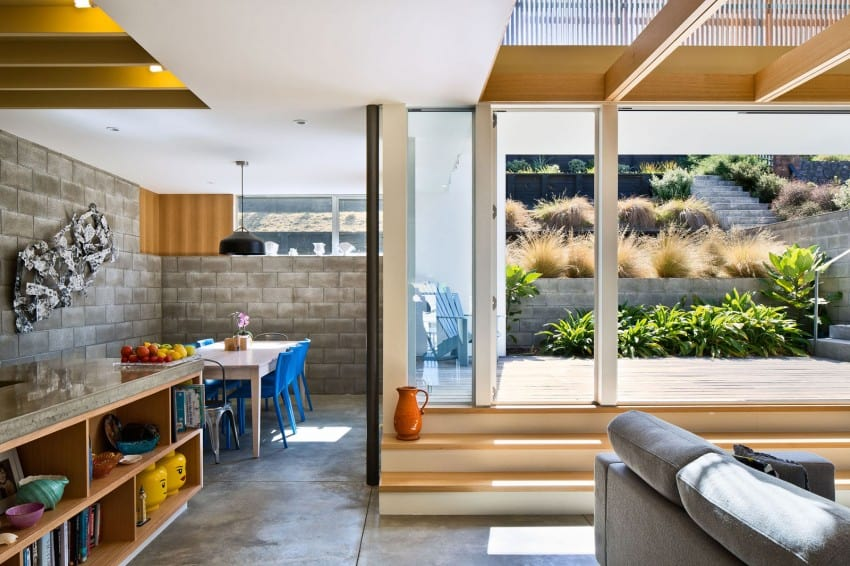Oddly Extraordinary Redesign of Matai House in New Zealand 8