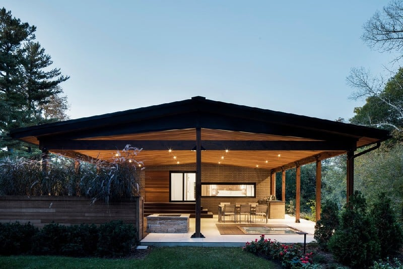 Prairie Style Architecture Conjured in Canada homesthetics 1