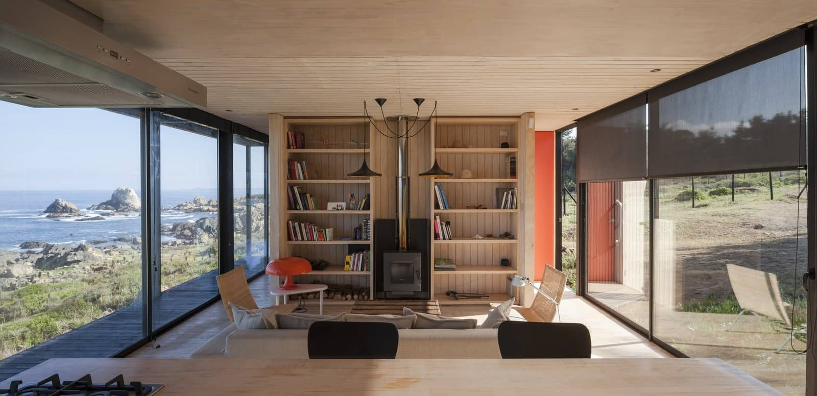 Remote Transportable Modular House in Chile by Felipe Assadi 13
