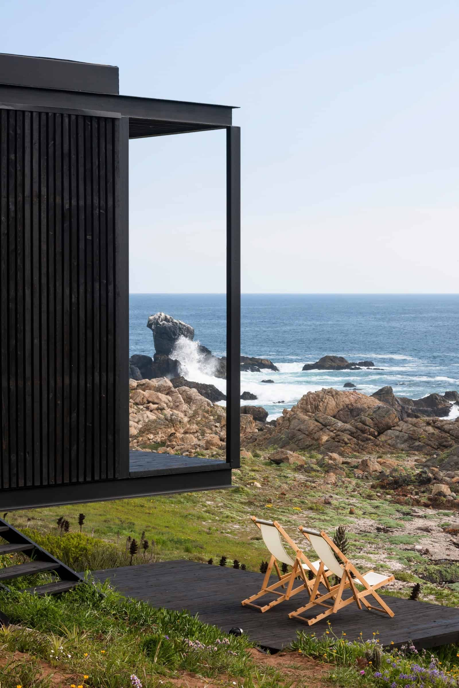 Remote Transportable Modular House in Chile by Felipe Assadi 8
