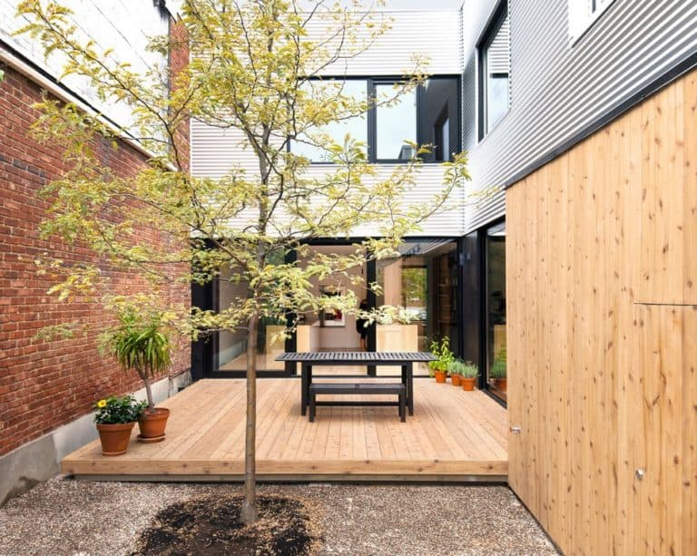 SHED Architecture Redefines De Gaspé House in Montreal 1